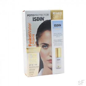 Fotoprotector Isdin Fusion Water Urban SPF30 50 ml + REGALO