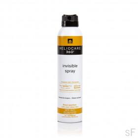 Heliocare 360º Invisible Spray corporal