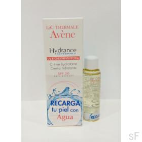 Hydrance UV Rica SPF20 / Avene 40 ml + Regalo Ac