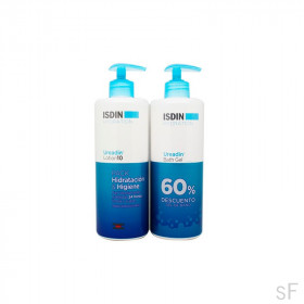 Pack Isdin Ureadin Lotion10 + Gel de baño
