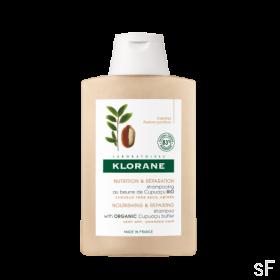 Klorane Champú Manteca de Cupuaçu BIO 200 ml