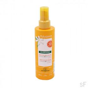 Klorane Polysianes Spray Solar Sublime SPF30 200 ml