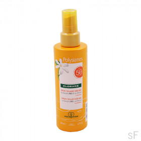 Klorane Polysianes Spray Solar Sublime SPF50 200 ml