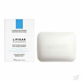 Lipikar / Surgras Jabón antidesecamiento - La Roche Posay (150 g)