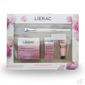 Pack Lierac Hydragenist Gel crema Hidratante + REGALOS