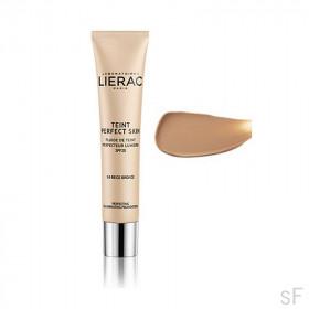 Lierac Maquillaje Teint Perfect Skin SPF20 / 04 Beige Bronze