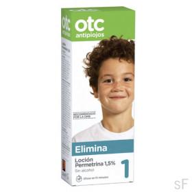 OTC Antipiojos Loción Permetrina 125 ml