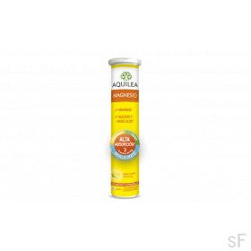 Aquilea Magnesio Sabor limón 14 Comprimidos Efervescentes