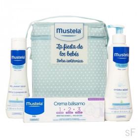 Mustela Bolsa isotérmica Azul La fiesta de los bebés