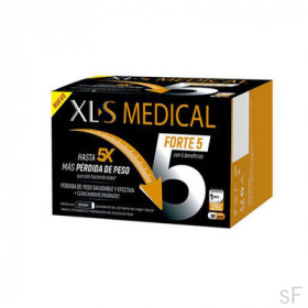 XLS Medical Forte 5 180 cápsulas