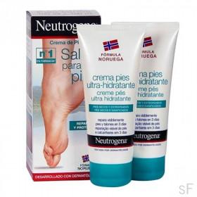 Duplo Neutrogena Crema Pies Ultra Hidratante