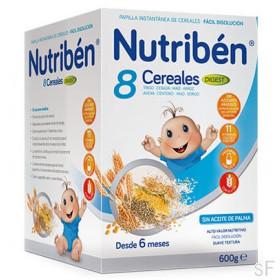 Nutribén 8 Cereales Digest 600 g