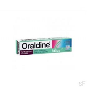 Oraldine Encías Pasta Uso diario