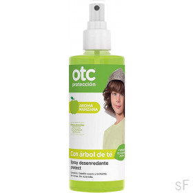 OTC Spray desenredante protect Aroma Manzana 250 ml