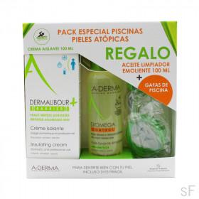 Pack Aderma Dermalibour + Barrier Crema aislante + REGALOS