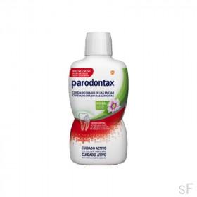Parodontax Colutorio Cuidado Diario de las Encías Herbal 500 ml