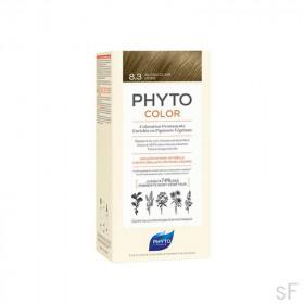 Phytocolor Tinte sin amoniaco / 08.3 RUBIO CLARO DORADO