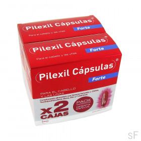 Duplo Pilexil Forte Cápsulas anticaída 2 x 100 cápsulas