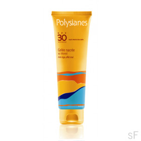 Gel Nacarado al Monoï SPF30 - Polysianes (125 ml)