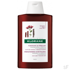 Klorane Champú Anticaída a la Quinina y Vitamina B 400 ml