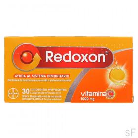 Redoxon Vitamina C 1000 mg 30 comprimidos efervescentes sabor naranja