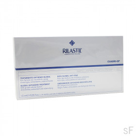 Rilastil Multirepair CUADRI-GF Tratamiento antiedad 30 Ampollas