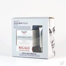 Eucerin Hyaluron Filler Día Piel Seca + REGALO C