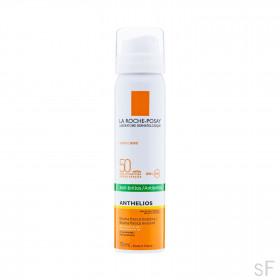 Anthelios Antibrillos Bruma facial SPF50 75 ml / La Roche Posay