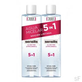 Duplo Sensilis Ritual Care Agua micelar 5 en 1