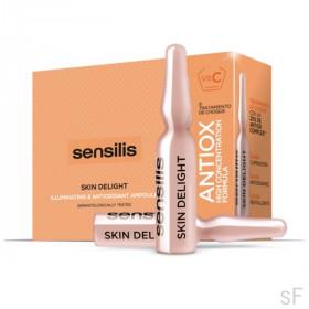 Sensilis Skin Delight Ampollas Efecto Instantáne