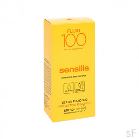 Sensilis Sun Secret Ultra Fluid 100 Protective Emulsion 40 ml