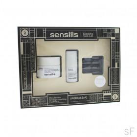 Sensilis Upgrade AR Crema Sorbete 50 ml + REGALOS Upgrade Ojos y Upgrade Ampollas