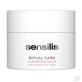 Sensilis Ritual Care Bálsamo limpiador Piel seca 75 ml