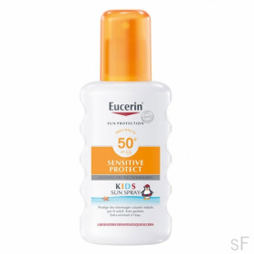 Eucerin Sun Spray Infantil Sensitive Protect SPF50+ 200 ml