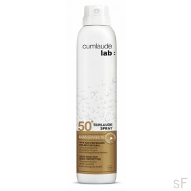 Cumlaude Sunlaude 50+ Spray Transparente 200 ml