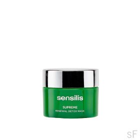 Sensilis Supreme Renewal Detox Mask 75 ml