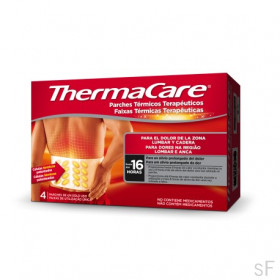 ThermaCare Parches Térmicos Zona lumbar y cadera