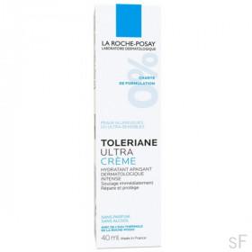 Toleriane Ultra Crema 0% Hidratación calmante intensa 40 ml La Roche Posay