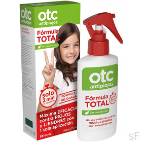 OTC Antipiojos Fórmula Total 125 ml