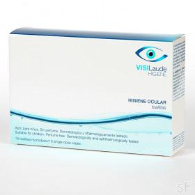 VISILaude Toallitas Higiene ocular