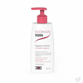 Woman Isdin Gel Higiene íntima 200 ml