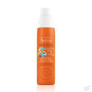 Avene Spray infantil SPF50+ 200 ml