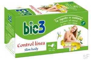 Bio3 Infusión Control Línea