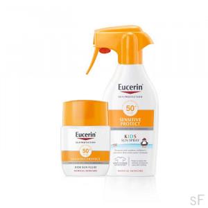 Eucerin Kids Sun Sensitive Protect Spray SPF50+ 300 ml + REGALO