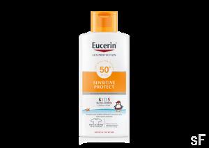 Eucerin Sun Kids Sensitive Protect Loción SPF50+ 400 ml