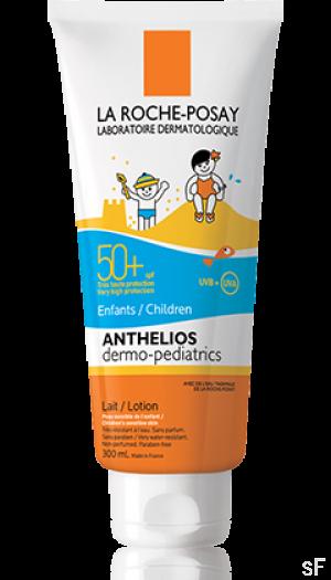 Anthelios Dermo-Pediatrics Leche SPF50+ 100 ml / La Roche Posay