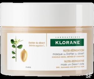 Mascarilla al Dátil del desierto - Klorane (150 ml)