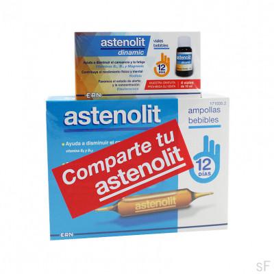 Astenolit 12 Ampollas