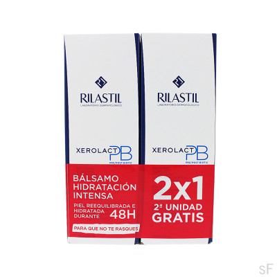 2x1 Rilastil Xerolact Bálsamo Relipidizante 2 x 200 ml
