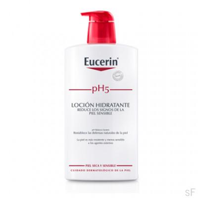 Eucerin Loción pH5 Skin Protection 400 ml